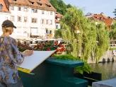Liubljana, Slovénie