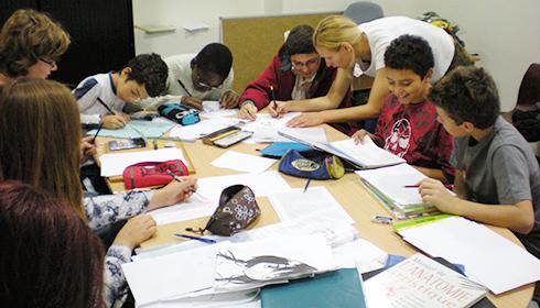 Cours adolescents